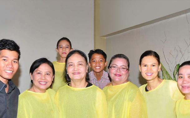 필리핀 대법원에서 안식일 준수 인정