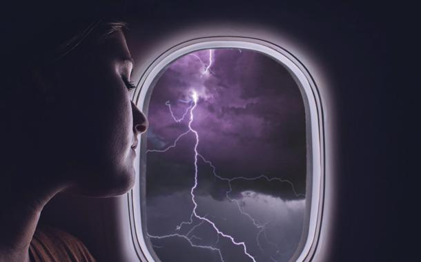 폭풍 속에서 즐기는 단잠