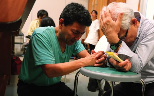 일본 전 지역 전도회, 또 하나의 획을 긋다
