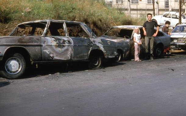 레바논의 난민