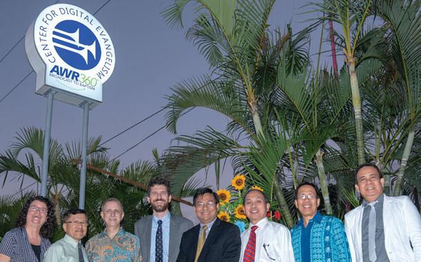 필리핀에 디지털 복음전도센터 설립