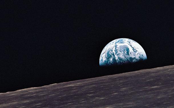 지구 착륙을 기억하며