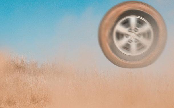 하나님이 날려 버린 타이어